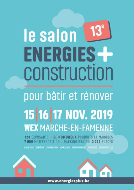 Salon Energies+ Construction