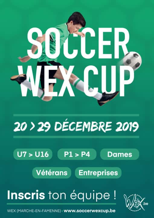 Affiche A3 Soccer WEX Cup 2019